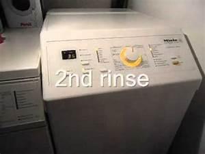 Miele Novotronic Toplader : miele softtronic w174 wpm waschmaschine youtube ~ Michelbontemps.com Haus und Dekorationen