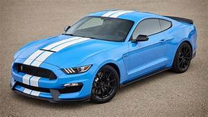 2016 - 2017 Ford Shelby GT350 Mustang | Top Speed
