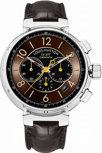 Vuitton Louis Tambour Watches Automatic Chronograph Thewatchquote
