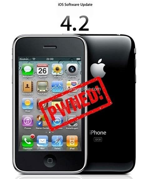 how to jailbreak iphone 4 jailbreak ios 4 2 with pwnagetool complete how to guide