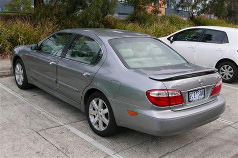 2003 Nissan Maxima Gxe by 2002 Nissan Maxima Gxe Sedan 3 5l V6 Auto