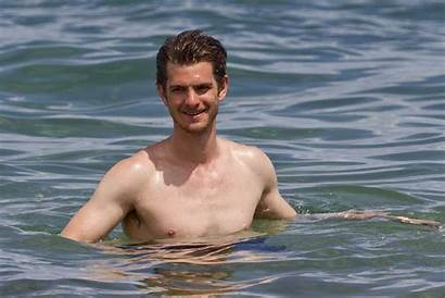 Garfield Andrew Wallpapers Shirtless Barefoot Beach Wallsdesk