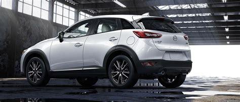 2017 Mazda Cx-3 Suv Model Info