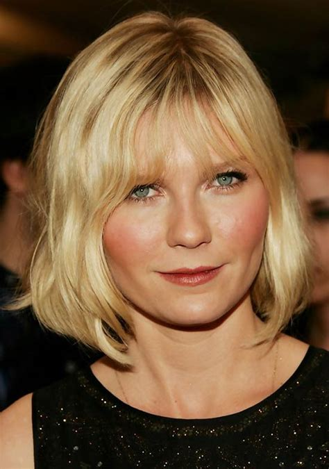 With Hair by Top 20 Kirsten Dunst Hairstyles Haircuts That Will