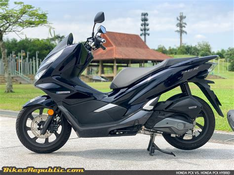 Modification Honda Pcx Hybrid by Honda Pcx Hybrid Test Review Economical Doesn T