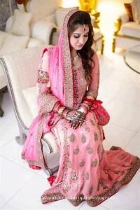 Trend Of Pakistan & Indian Nikah Dresses 2017 For Girls