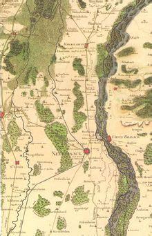 Carte Fleuve Rhin by Le Rhin Fleuve Geneawiki