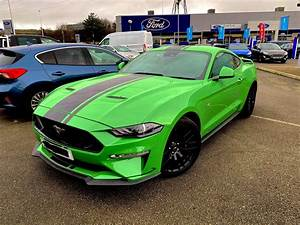 My Mustang GT 5.0 in Need For Green. Had her just over a week. : Autos
