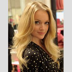 Lindsay Ellingson & Her Beautiful Hair +new Ktla Interview