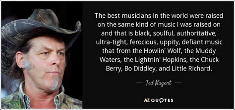 The Best Musicians In The World Were