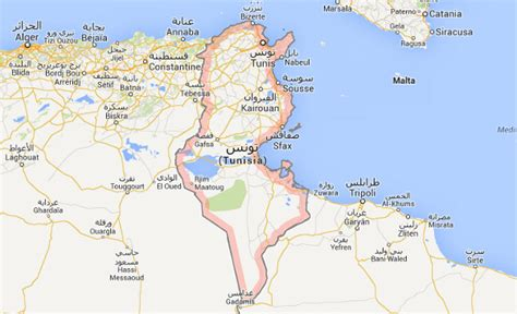 «Túnez», topónimo adecuado   Fundéu BBVA