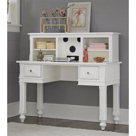 desk with hutch white ne lake house writing desk with hutch and chair in