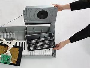 Casio Wk-220 Speaker Cover Replacement