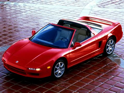 Acura Nsx-t Wallpapers