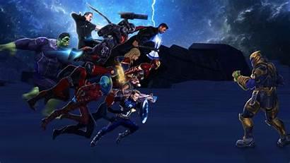 Avengers Endgame 4k Wallpapers End Deviantart Superheroes