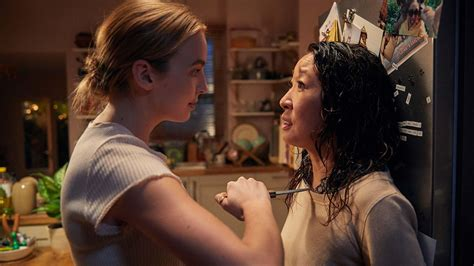 sandra oh on killing eve killing eve review a dark prestige drama that actually