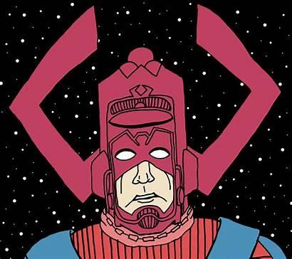 Galactus Gifs Marvel Animados Animated Animacao Entidade