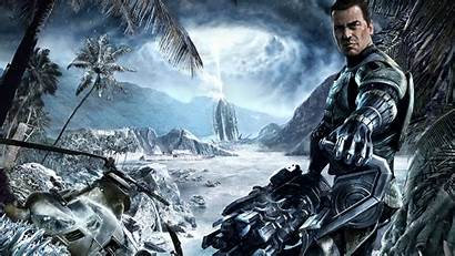 Crysis Xbox Wallpapers Games Background Resolution Desktop