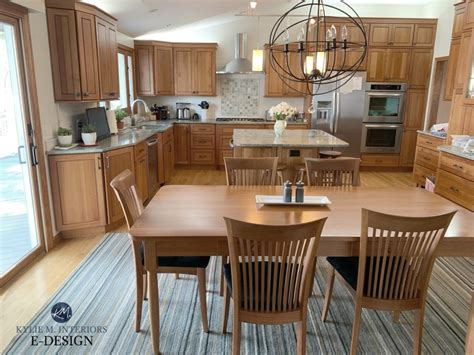5 ideas update oak or cabinets without a drop of paint