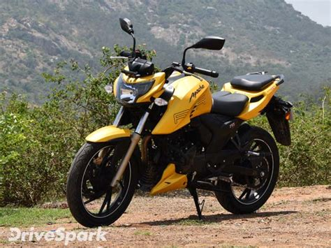 Tvs Apache 200 Fi4v Launched In India