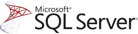 microsoft sql server logo png  vetor  de logo