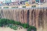 三峽大壩撐不住?第3號洪水來襲 又爆極淺層地震|東森新聞