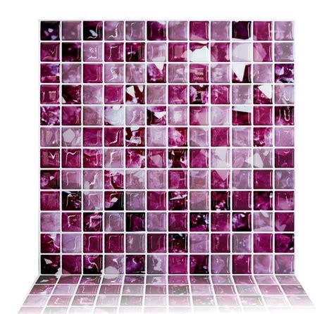 cocotik peel and stick tiles purple kitchen backsplash