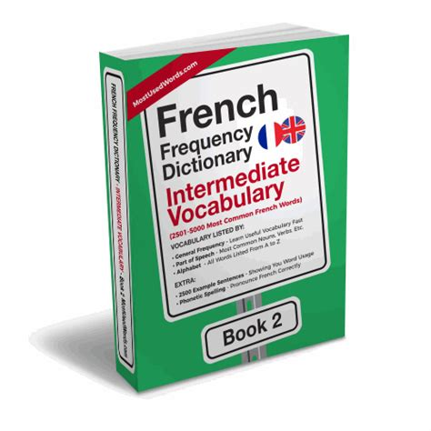 French Frequency Dictionaries - Learn French Fast ...