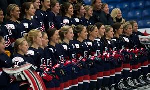 Contract Fight With U.S.A. Hockey Over, Hard Work Begins ...