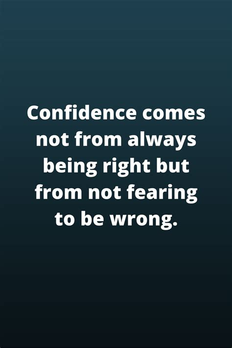 confidence quotes  inspire confidence quotes