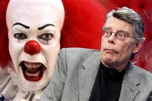 Stephen King It Clown Sightings