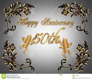 50th wedding anniversary invitation stock photos image 5912243 - 50 Wedding Anniversary