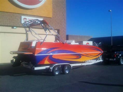 Boat Upholstery Yuma Az by Advantage Cat Boat For Sale