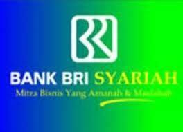 info lowongan kerja bank bri syariah februari