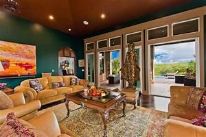 Exterior, 30, Tropical, House, Design, And, Decor, Ideas, 25, Of