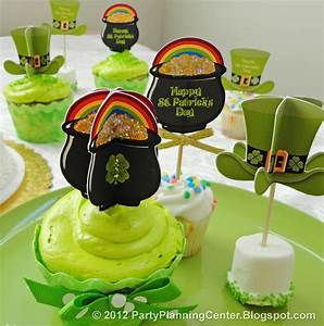 Party Planning Center: Free Printable St Patricks Day ...