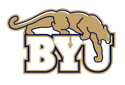 BYU Logo Mashup | Byu, Byu cougars, Mashup