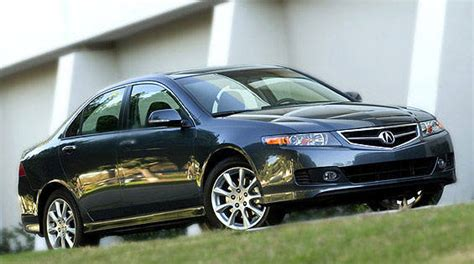 view the latest first review of the 2006 acura tsx find pictures and comprehensive