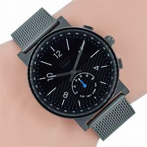 fossil smartwatch herren uhr hybrid ftw1189
