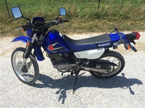 2006 Suzuki Dr200se by 2006 Suzuki Dr200 Motorcycles For Sale