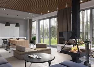 How, To, Arrange, Luxury, Home, Interior, Design, Which, Combine, With, A, Trendy, And, Minimalist, Interior