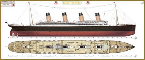 titanic deck plans discovery titanic blueprints search titanic