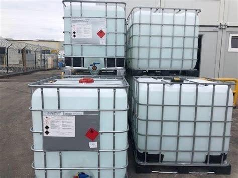 Axesspack vous propose sa gamme de cuves ibc sotralentz de litres. Cuve IBC gel hydroalcoolique 1000L, MEDAMA, France
