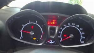 Voyant Ford Fiesta : ralentit youtube ~ Medecine-chirurgie-esthetiques.com Avis de Voitures
