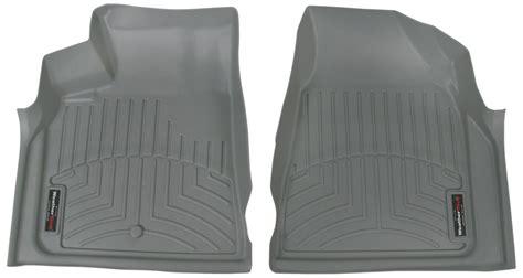 floor mats chevy traverse weathertech floor mats for chevrolet traverse 2011 wt462511