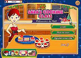 jeux de cuisine ecole de gratuit pâtisseries de noël école de cuisine de un des