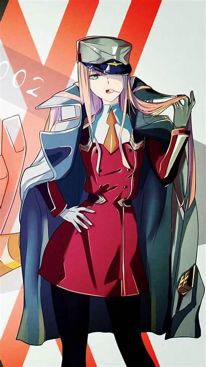 Zero Franxx Darling Wallpapers Anime Mobile Hiro