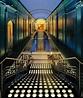 Entrance to the Palladium nightclub in New York City, 1985 ...