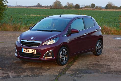 Peugeot Photo by Peugeot 108 Hatchback 2014 Photos Parkers