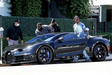 Changing your car's oil is typically pretty simple. Travis Scott Rubs Shoulders With LeBron James In His All-New $23.5M Crib
